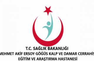Mehmet Akif Ersoy Göğüs Kalp ve Damar Cerrahisi...