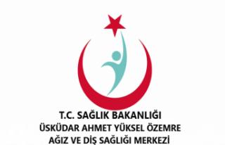 Üsküdar Ahmet Yüksel Özemre Ağız ve Diş Sağlığı...