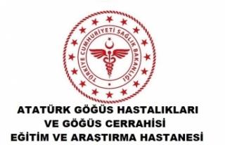 Atatürk Göğüs Hastalıkları, Göğüs Cerrahisi...