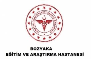 Bozyaka Eğitim ve Araştırma Hastanesi