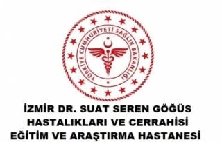 Dr. Suat Seren Göğüs Hastalıkları ve Cerrahisi...