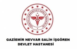 Gaziemir Nevvar Salih İşgören Devlet Hastanesi