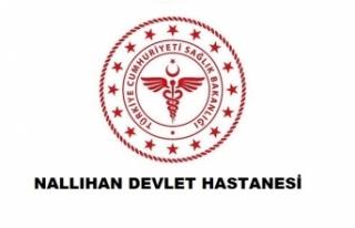 Nallıhan Devlet Hastanesi