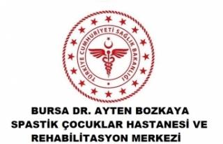 Dr. Ayten Bozkaya Spastik Çocuklar Hastanesi ve Rehabilitasyon...