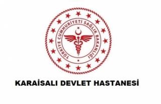 Karaisalı Devlet Hastanesi