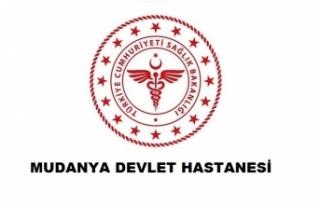 Mudanya Devlet Hastanesi
