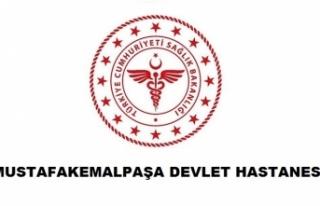 Mustafakemalpaşa Devlet Hastanesi