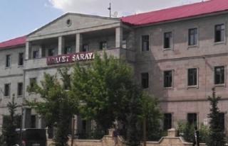 Ağrı Adalet Sarayı