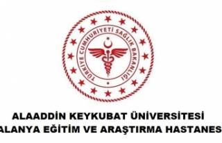 Alaaddin Keykubat Üniversitesi Alanya Eğitim ve...