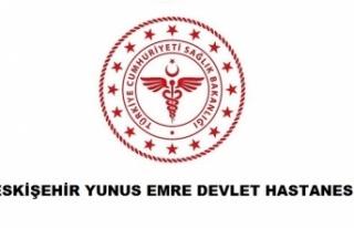 Eskişehir Yunus Emre Devlet Hastanesi