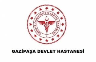 Gazipaşa Devlet Hastanesi