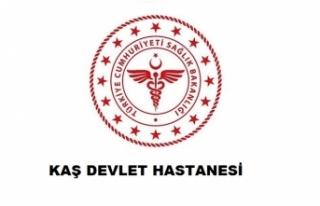 Kaş Devlet Hastanesi