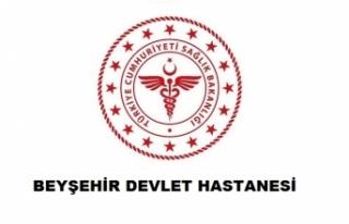 Beyşehir Devlet Hastanesi