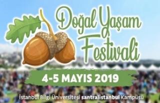 Doğal Yaşam Festivali 4-5 Mayıs'ta Santralİstanbul...