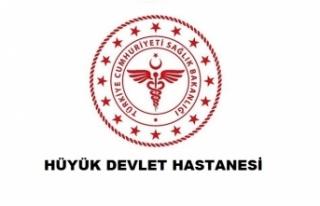 Hüyük Devlet Hastanesi