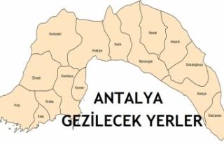 Antalya Gezi Rehberi