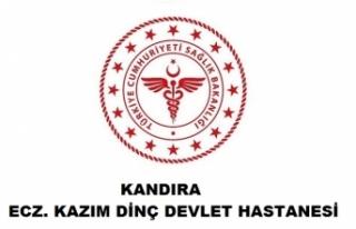 Kandıra Kazım Dinç Devlet Hastanesi