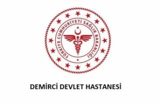 Demirci Devlet Hastanesi