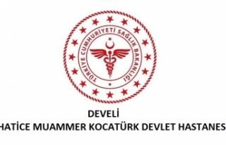 Develi Devlet Hastanesi