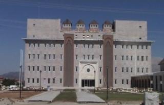 Isparta Adalet Sarayı
