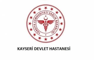 Kayseri Devlet Hastanesi
