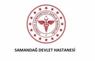 Samandağ Devlet Hastanesi