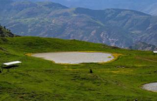 Dipsiz Göl Kurutuldu, Define Aranıyor