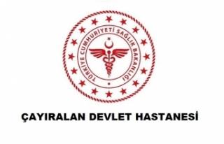 Çayıralan Devlet Hastanesi