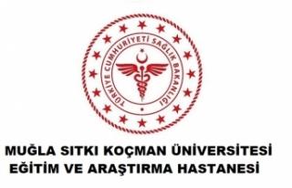 Muğla Sıtkı Koçman Üniversitesi Eğitim ve Araştırma...