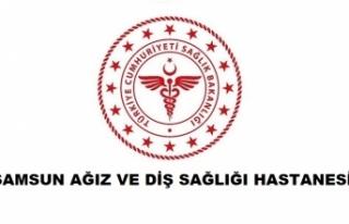 Samsun Ağız ve Diş Sağlığı Hastanesi