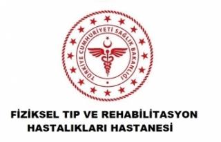 Samsun Fiziksel Tıp ve Rehabilitasyon Hastalıkları...