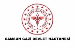 Samsun Gazi Devlet Hastanesi