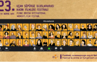 23. Uçan Süpürge Kadın Filmleri Festivali Online...