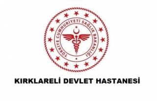 Kırklareli Devlet Hastanesi
