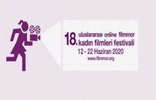 18. Uluslararası Gezici Filmmor Kadın Filmleri Festivali'ne...