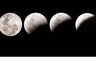 Bugünkü Ay Tutulması Türkiye'den de izlenebilecek