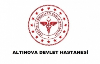 Altınova Devlet Hastanesi