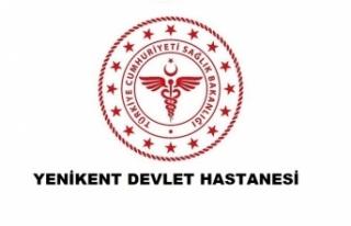 Yenikent Devlet Hastanesi