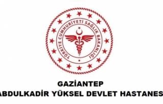 Gaziantep Abdulkadir Yüksel Devlet Hastanesi