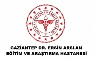 Gaziantep Dr. Ersin Arslan Eğitim ve Araştırma...