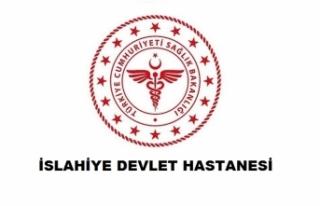 İslahiye Devlet Hastanesi