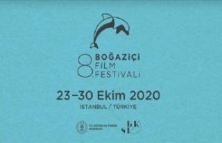 8. Boğaziçi Film Festivali'nde ödüller sahiplerini...