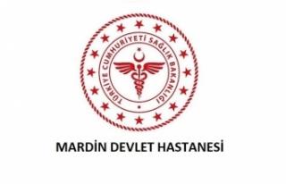 Mardin Devlet Hastanesi