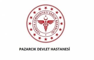 Pazarcık Devlet Hastanesi
