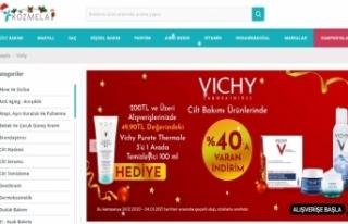 Vichy Kozmetik Ürünler