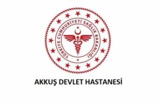 Akkuş Devlet Hastanesi