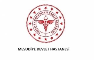 Mesudiye Devlet Hastanesi