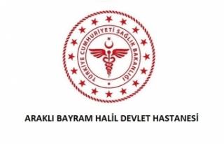 Araklı Bayram Halil Devlet Hastanesi
