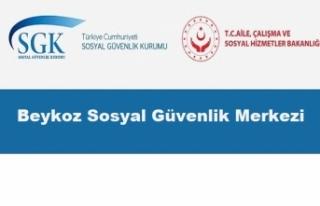 Beykoz Sosyal Güvenlik Merkezi