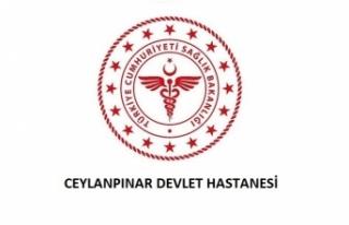 Ceylanpınar Devlet Hastanesi